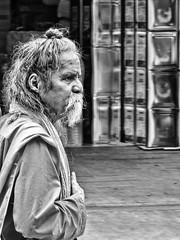 Wanderer (markb120) Tags: bw wanderer pilgrim wayfarer nomad ranger rover man person human individual humanbeing fellow male he