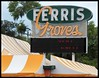 Ferris Groves (Dusty_73) Tags: ferris groves floral city florida fl usa oranges orange stand citrus fruit roadside neon sign signage county