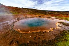Hot Water (angelo1973) Tags: iceland islanda geyser golden circle water
