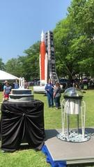 v2018 June 16, NASA @ Big Spring Park Iphoneography 10 (King Kong 911) Tags: hitech robot nasa