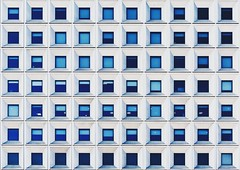 🔲 (agnes.mezosi) Tags: architecture architecturephotography detail windows buildings patterns newyork lessismore minimalism abstract geometry