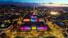 Rainbow City Hall - San Francisco (davidyuweb) Tags: sanfrancisco rainbow city hall luckysnapshot pride weekend lgbt happy 三藩市 sfist