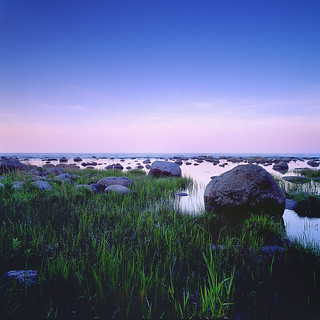 Baltic Sea from Karakås