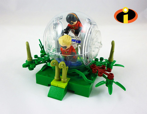 LEGO® The Incredibles The Bubble