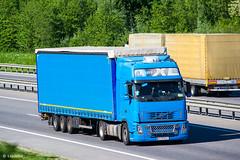 Volvo FH440 II Globetrotter XL / Trans Ost-West (UA) (almostkenny) Tags: lkw truck camion ciężarówka volvo fhii globetrotterxl ua ukraine ao ao9979bi transostwest