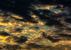 Stories Told By the Clouds (that_damn_duck) Tags: clouds cloud nikon nature sundown