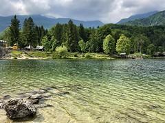 Stone (aiva.) Tags: bohinj slovenija slovenia lake triglav landscape naturepark