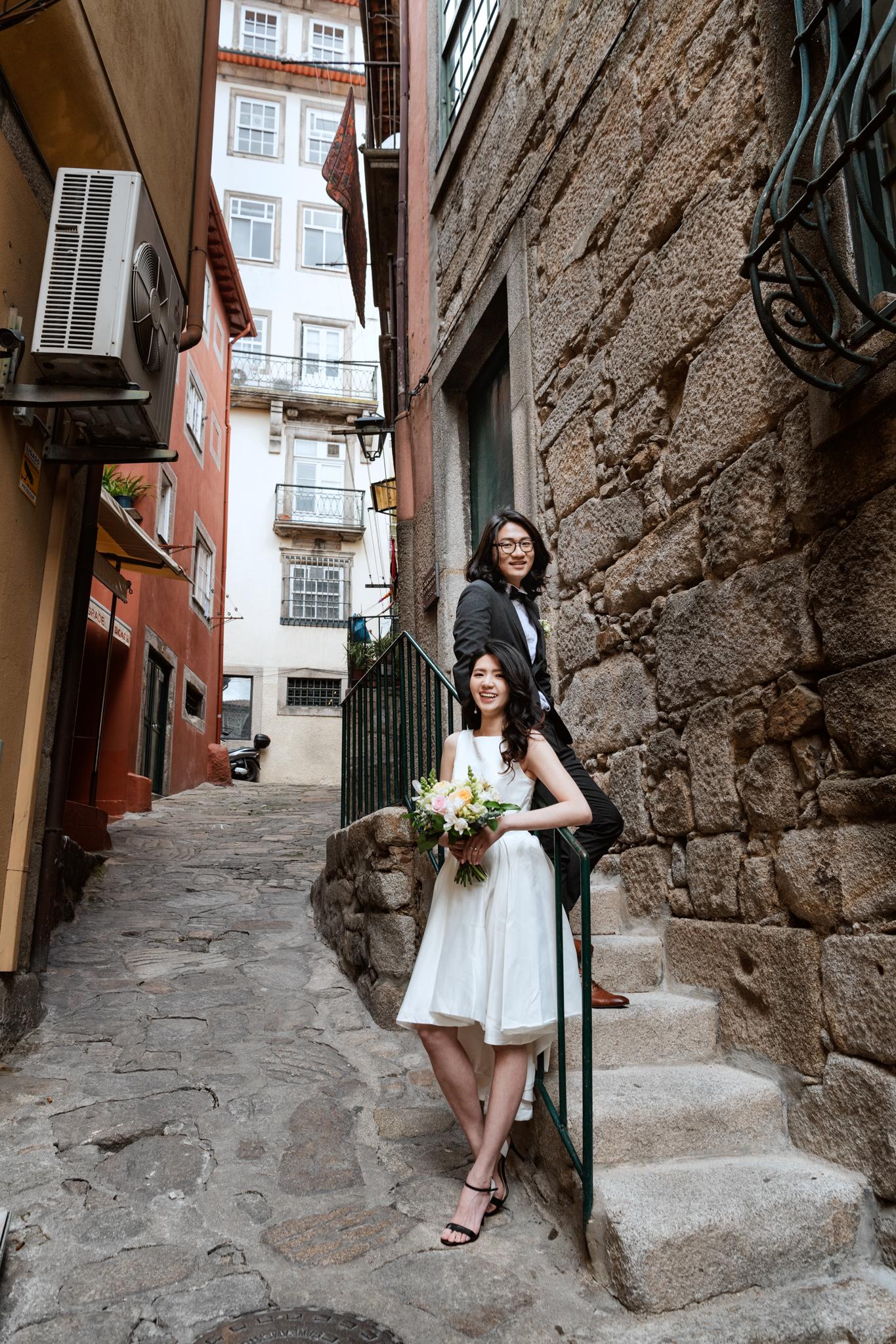 東法, 海外婚紗, 葡萄牙婚紗, Donfer, Donfer Photography, Porto, 波多
