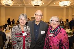Linda Mazur, Ali Barar & Sally DeWitt