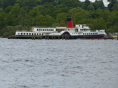 365/174 [130623] - Paddle Steamer [Maid of the Loch] (maljoe) Tags: 365 thedailypost paddlesteamer lochlomond maidoftheloch