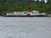 365/174 [130623] - Paddle Steamer [Maid of the Loch] (maljoe) Tags: 365 thedailypost paddlesteamer lochlomond maidoftheloch