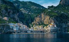 The Amalfi Coast 6 (8230This&That) Tags: amalficoast europe italy naples napoli salerno sorrento ancientruins art culture history coast coastline seascape coastaltown coastalitaly mountains amalfi campania it