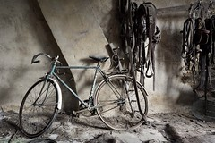 My racing days are over (www.MatthewHampshire.com) Tags: bicycle cycle rust