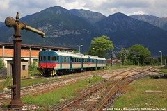 ALn668.1904 (Davuz95) Tags: aln 668 fondazione fs treno storico brescia pisogne 1904 rovato