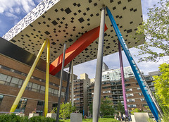 OCAD University Sharp Centre for Design (jtgfoto) Tags: approved architecture building tree toronto ontario canada urban streetphotography architecturalphotography unexpected willalsop architect rokinon12mm sonyimages sonyalpha wideanglelens wideangle grangepark