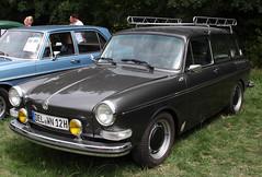 Typ 3 Wagon (Schwanzus_Longus) Tags: asendorf german germany old classic vintage car vehicle volkswagen vw 1600 1600l type typ 3 variant station wagon estate break combi kombi