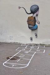 Seth_8472 rue Buot Paris 13 (meuh1246) Tags: streetart paris seth ruebuot enfant lézartsdelabièvre2018 paris13 butteauxcailles