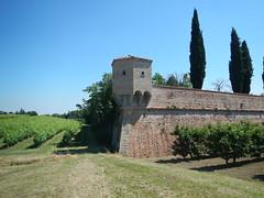 Vigneti e fortificazioni