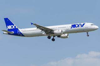 Joon / A321 / F-GTAJ / LFPG