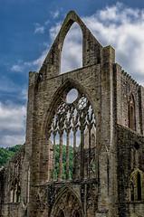 Tintern Abbey (Stephen Reed) Tags: tintern wales monmouthshire britain naturalbeauty nikon lightroomcc colorefexpro4 d7000