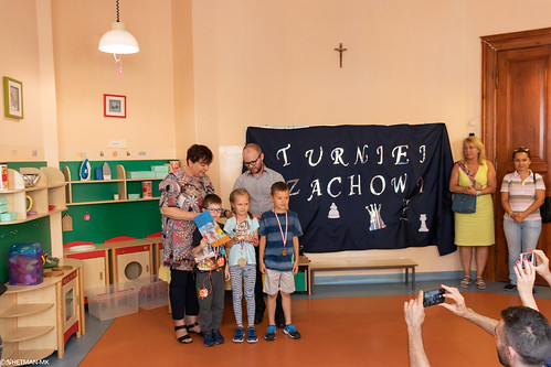 VIII Turniej Szachowy Przedszkolaków o Mistrzostwo Świdnicy-120