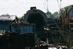2880 Bo'ness & Kinneil Railway 190518 (Dan86401) Tags: bonesskinneilrailway bkr 2880 hunslet austerity classwd wardepartment 060 060st steamengine saddletank