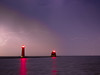 Electric Nights on Lake Michigan (MacDonald_Photo) Tags: jamieamacdonald sl33stak zd lightroom oly olympus zuiko eatonrapids michigan getolympus omd omdem1mkii μ43photography μ43 em1mkii omdem1markii lightning storms lakemichigan grandhaven pier lighthouse night longexposure 12100mm 12100mmf4 mzuiko12100mmf4pro vanguardaltapro