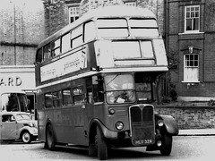 London transport RT512 on route 192 Blackheath  1970's. (Ledlon89) Tags: london bus buses transport lt lte londontransport londonbus londonbuses
