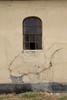 Struktur (krieger_horst) Tags: bornholm fenster wand riss mauer