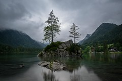 Hintersee Bavaria (alexander_skaletz) Tags: rain clouds tree trees landscape landscapephotography nature photography alps grass water berchtesgaden cloudy sky green relaxation day village germany bayern bavaria nikon nikond5300 june summer hintersee