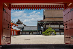 Kyoto Imperial Palace (kirainet) Tags: