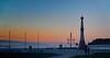 Bremerhaven Sunset (Froschkönig Photos) Tags: bremerhaven sunset 6000 a6000 a6k ilce6000 sonyalpha6000 selp18105g sonnenuntergang nordsee leuchtturm hafen weser 2018 kalt ostern