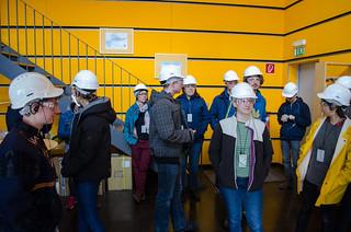 Exkursion ins Heizkraftwerk Berlin Mitte