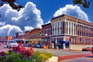 Columbia Missouri - Downtown Historic District