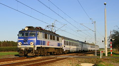 EU07-013, Warmątowice, 14.04.2018 (Marcin Kapica ...) Tags: eu07 pkp ic kolej lokomotive locomotive bahn railway train