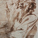 VAN DYCK Antoon - Têtes de Vieillard en buste, Etudes (drawing, dessin, disegno-Louvre INV22197) - Detail 5