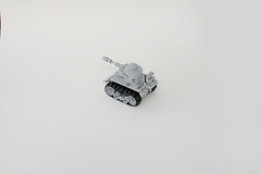 Lego War Tank - atana studio (Anthony SÉJOURNÉ) Tags: lego war tank guerre ruines char blindé moc afol brick build atana studio anthony séjourné