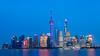 陆家嘴 (Quan.C) Tags: shanghai lujiazui bund 上海 陆家嘴 外滩 夜景