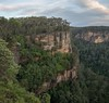 Cliffs near Fitzroy Falls (keithhorton3) Tags: cliffs nsw australia nature hdr