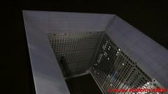 La Defense by night - La Grande Arche (soyouz) Tags: fra france geo:lat=4889185541 geo:lon=223629177 geotagged îledefrance ladefense puteaux nuit lagrandearche 92hautsdeseine francela fr