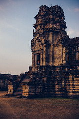 Addie and Angkor (dogslobber) Tags: siem reap angkor wat temple temples ruins cambodia southeast asia