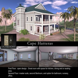 Cape Hatteras by Galland Homes