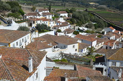 A walk along the walls of Óbidos XII