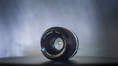 Nikon Nikkor 35mm f/ 1.4 (::nicolas ferrand simonnot::) Tags: nikon nikkor 35mm f 14 1977 | 9 blades aperture paris 2018 capture made with nikkorh auto 85mm 60s 6 18 bokeh depth field dof vintage manual japanese prime lens fixed focal classic color blue black yellow