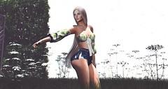 . (n i a v r i l) Tags: osmia lyrium benrto poses animation slfashion moncheri equal10 bloom springflair moda
