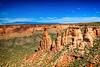Colorado National Monument '10 (R24KBerg Photos) Tags: coloradonationalmonument colorado landscape 2010 canon nature america usa beauty rocks