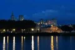 Avignon (liakada-web) Tags: avignon provencealpescôtedazur frankreich fra bluehour