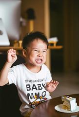 Bad Boy (nicoyangjie) Tags: myson maru fathersday