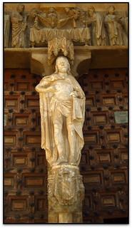 El Salvador, Concatedral de Nuestra Señora de la Asunción, El Burgo de Osma (Soria, España)