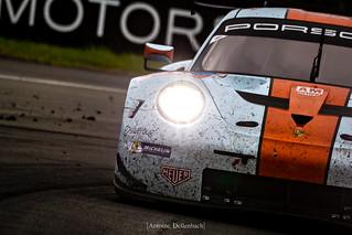 Porsche 911 RSR LM GTE Am